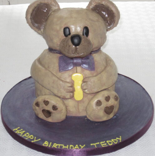 Christening cakes - Cakes By Trudi