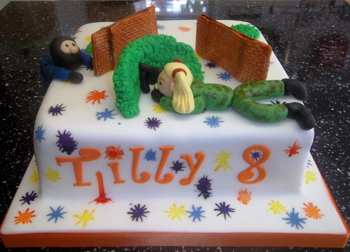Birthdays Cakes By Trudi